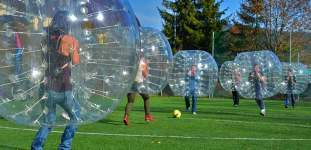 BUMPER BALL - BODY ZORB