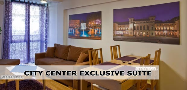 City Center Exclusive Suite