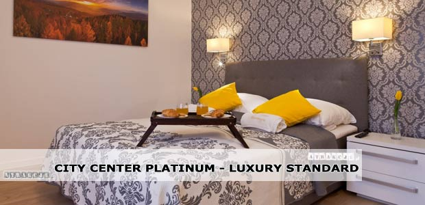 City Center Platinum - Luxury Standard