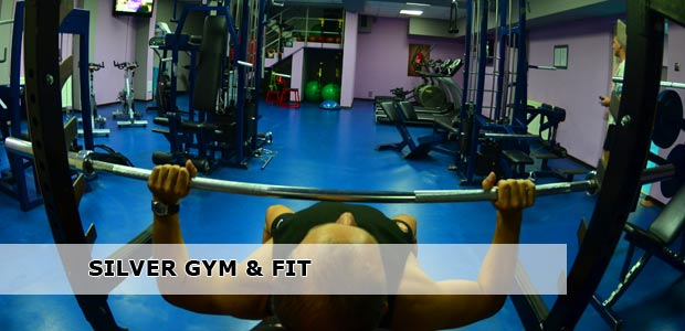 SILVER GYM & FIT